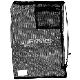Bolsa Rejilla FINIS Mesh Gear Bag Negro